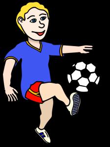 Fussballspieler-Junge-farbe-800px