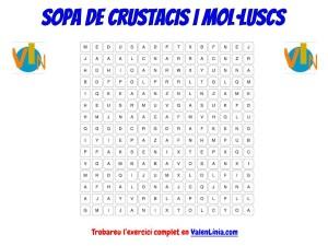 Sopa de crustacis i mol·luscs (1)